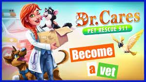Dr. Cares – Pet Rescue 911